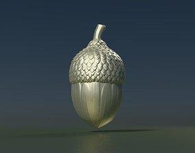 Acorn 3D printable model