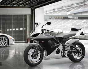 3D model Yamaha R6