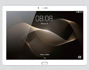 Huawei MediaPad M2 10 0 3D model