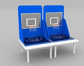 3D model Basketball game
