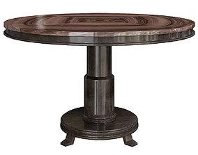 Dining Tables - Nancy Corzine low poly 3d VR / AR ready