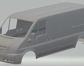Transit Printable Body Van