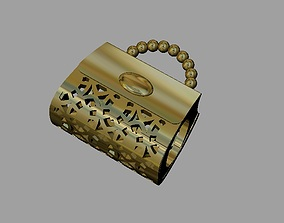 3D printable model Bag Bead