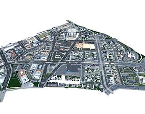 3D asset Los Angeles