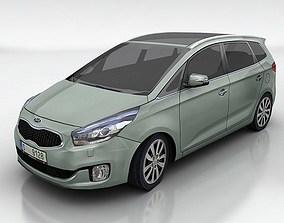 Kia Carens 3D model