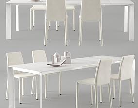 Bonaldo Kime Rest Up 3D model