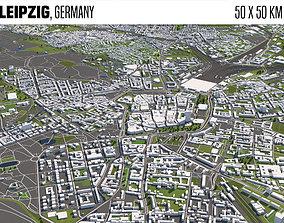 Leipzig Germany 3D model