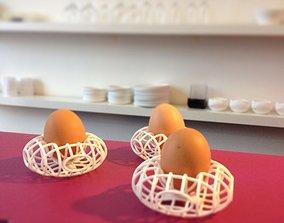 EGGY the Egg Cup 3D print model