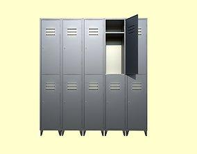 Lockers 3D
