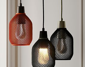 HIVE SHADE and PLUMEN 002 LED 3D