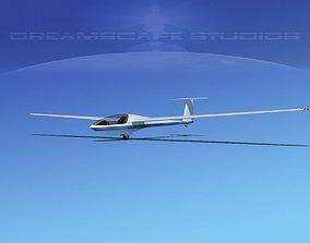 DG-400 15-Metre Motorglider V05 3D model