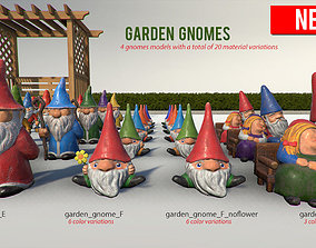 3D model Garden Decorations