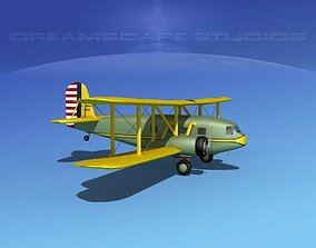 Curtiss Condor US Army 3D
