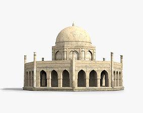 Arab x12 3D asset