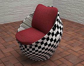 sofachair Sofa chair 3D model