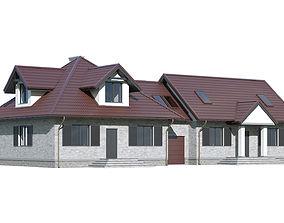 Cottage 037 3D