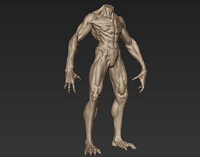 Creature Body Sculpt 9 3D