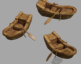 3D Game Southern Suburbs - Fishing Boat 06