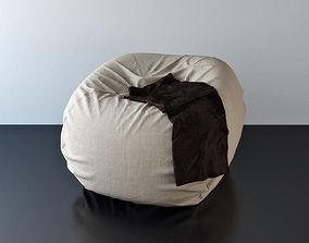 3D beanbag