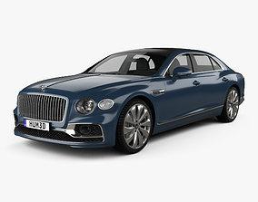 Bentley Flying Spur 2020 3D model spur