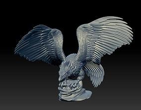 3D print model figurines Eagle