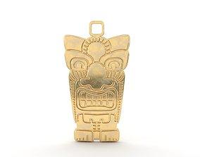 3D print model Maori pendant jewelry 12