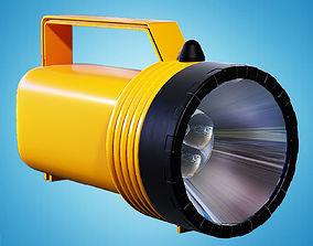 Flashlight flashlight 3D