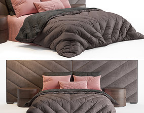 London Bed 02 3D