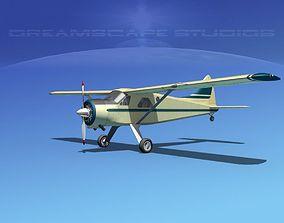 3D model Dehaviland DH-2 Beaver SL06