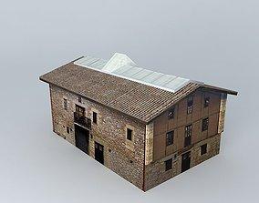 Larrotxene farmhouse 3D