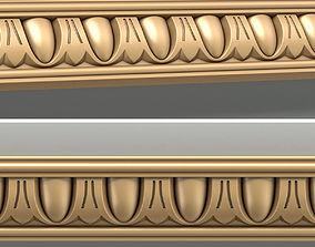 border Molding 013 - 3D-printable