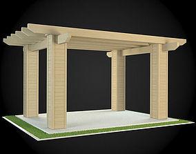 design Pergola 3D