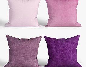 3D Decorative pillows set 029