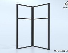 3D Aluprof MB-SR50N EI EFEKT 007 M-0346