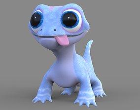 3D model Frozens 2 Bruni