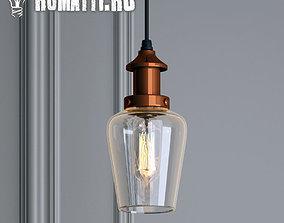 3D Hanging lamp Romatti Marion