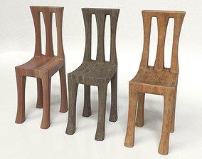 3D model VR / AR ready Chair