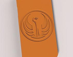 3D print model Galactic Republic Iphone6 Case