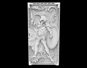 3D printable model leonidas Spartan