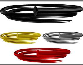 3D model Nail Collar
