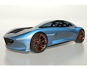 3D model Genesis Essentia