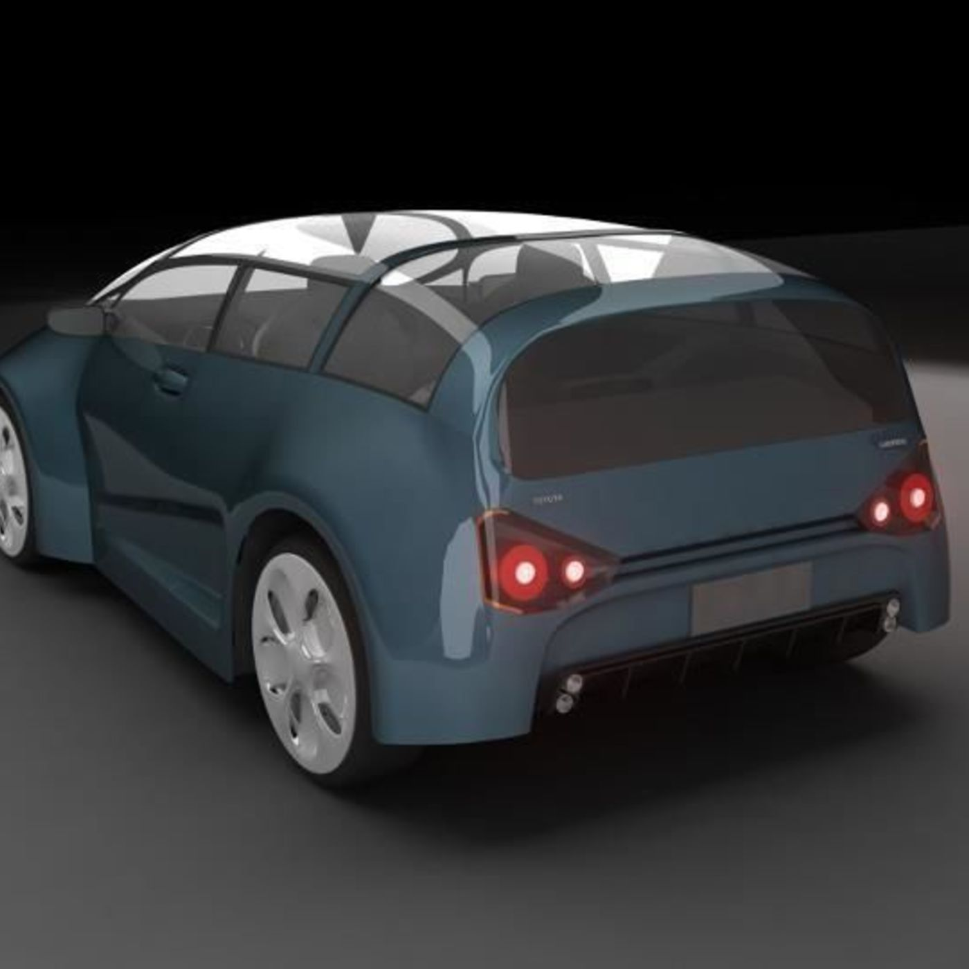 Soon to be 3D printable Cars and car body shells for RC vehicles