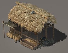 3D Tang Water caravan - horse circle