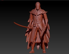 3D print model Bloody