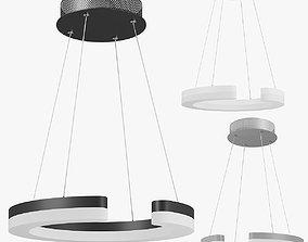 3D model 7632xx Unitario Lightstar Pendant lamp