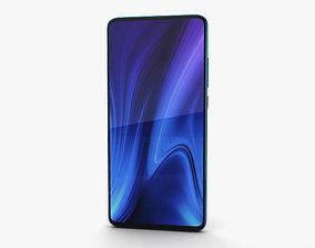 3D Xiaomi Redmi K20 Pro Glacier Blue