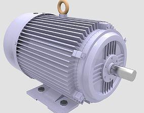 3D engine Electric Motor