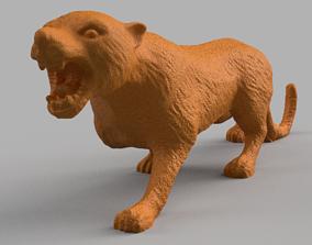 Guepard 3D printable model