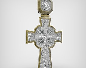 crucifixion Cross C017 3D print model