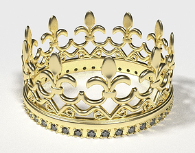 ring crown printable